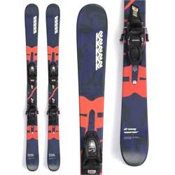 K2 Dreamweaver Skis + FDT 7.0 Bindings - Girls' 2022