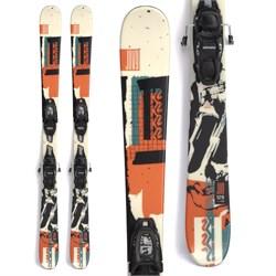 K2 Juvy Skis + FDT 4.5 Bindings - Little Boys' 2022