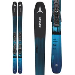 Atomic Maverick 86 C Skis + M10 GW Bindings 2022