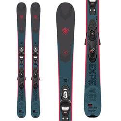 Rossignol Experience Pro Skis + Xpress 7 GW Bindings - Kids' 2022