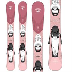 Rossignol Experience Pro W Skis + Team 4 GW Bindings - Little Girls' 2022