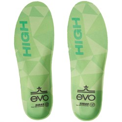 Sidas x evo Winter 3 Feet High Footbeds
