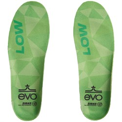 Sidas x evo Winter 3 Feet Low Footbeds