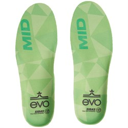 Sidas x evo Winter 3 Feet Mid Footbeds