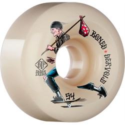 Bones Servold Gone Skating STF Wide-Cut 99a V6 Skateboard Wheels