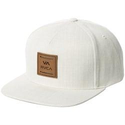 RVCA VA All The Way Snapback Hat