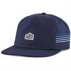 Patagonia Line Logo Ridge Stripe Funfarer Cap
