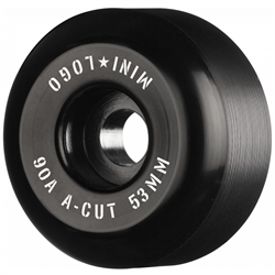 Mini Logo A-Cut 2 90A Skateboard Wheels