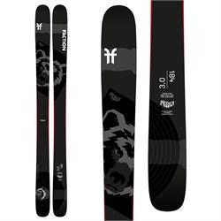 Faction Prodigy 3.0 Skis + Marker Kingpin 13 Alpine Touring Ski Bindings  - Used