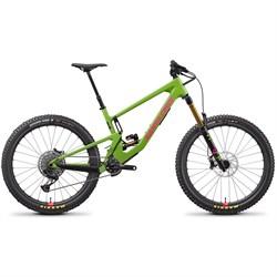 Santa Cruz Bicycles Nomad CC X01 Reserve Complete Mountain Bike 2021
