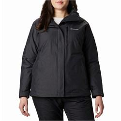 Columbia Whirlibird IV Interchange Plus Size Jacket - Women's