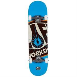 Alien Workshop OG Logo Blue Complete 8.0 Skateboard Complete