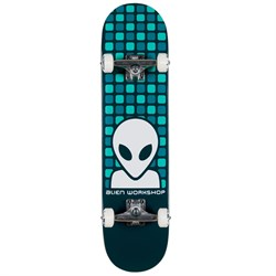 Alien Workshop Matrix Blue Complete 7.75 Skateboard Complete