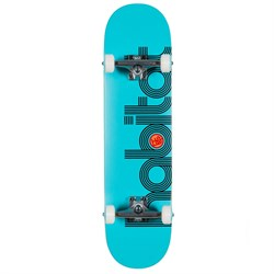 Habitat Ellipse Blue Complete 8.0 Skateboard Complete