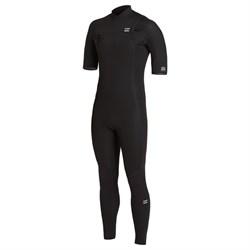 Billabong 2/2 Absolute Short Sleeve Chest Zip Wetsuit