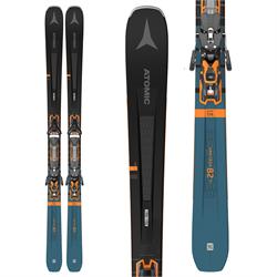 Atomic Vantage 82 Ti Skis + F 12 GW Bindings 2021