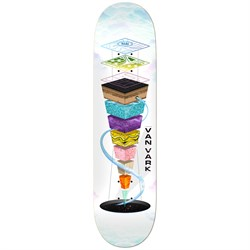Real Tanner Topography 8.25 Skateboard Deck