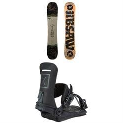 Rossignol Jibsaw Snowboard + Fix Yale Ltd Snowboard Bindings 2021