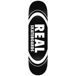Real Team Classic Oval 8.25 Skateboard Deck