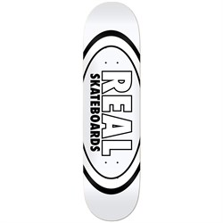 Real Team Classic Oval 8.38 Skateboard Deck