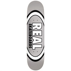 Real Team Classic Oval True Mid 7.75 Skateboard Deck