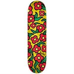 Krooked Team Wild Style Flowers 8.25 Skateboard Deck