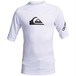 Quiksilver All Time Short Sleeve Surf Tee - Boys'
