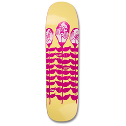 Uma Landsleds Abnormal Growth Maité Shaped 8.7 Skateboard Deck