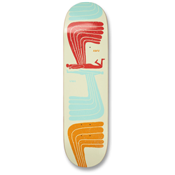 Uma Landsleds Wingwing 8.0 Skateboard Deck