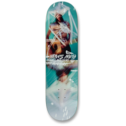 Uma Landsleds Taped Evan 8.25 Skateboard Deck