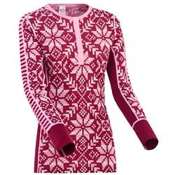 Kari Traa Else Wool Long-Sleeve Top - Women's
