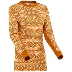 Kari Traa Floke Wool Long-Sleeve Top - Women's