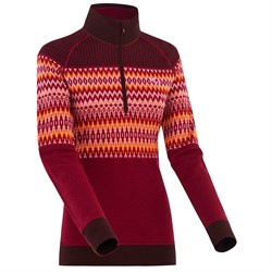 Kari Traa Silja Wool Half-Zip Top - Women's