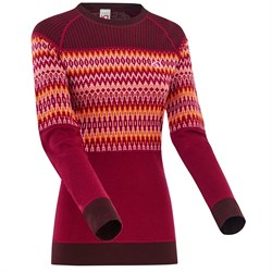 Kari Traa Silja Wool Long-Sleeve Top - Women's