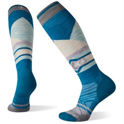 Smartwool Performance Ski Targeted Cushion Pattern OTC Socks - Women's