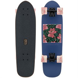 Landyachtz Dinghy Hibiscus Cruiser Skateboard Complete