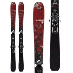 Rossignol Black Ops Escaper Skis ​+ Salomon Warden MNC 11 Demo Bindings  - Used