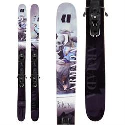 Armada ARV 116 JJ Skis + Warden MNC 13 Demo Ski Bindings  - Used