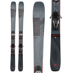 K2 Mindbender 99Ti Skis ​+ Marker Griffon 13 TCX Demo Bindings  - Used