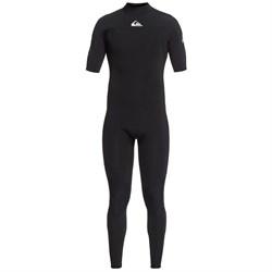 Quiksilver 2/2 Syncro Short Sleeve Back Zip Quicklock Wetsuit