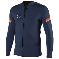 Vissla 2mm Raditude Front Zip Wetsuit Jacket