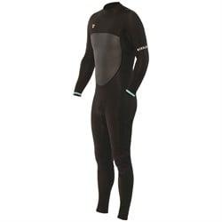 Vissla 3/2 Easy Seas Back Zip Wetsuit - Boys'