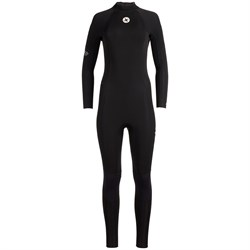 Sisstrevolution 3/2 Summer Seas Back Zip Wetsuit - Women's