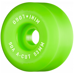 Mini Logo Hybrid A-Cut 2 90A Skateboard Wheels