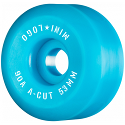 Mini Logo Hybrid A-Cut 2 90A Skateboard Wheels