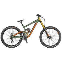 Scott Gambler 710 Complete Mountain Bike