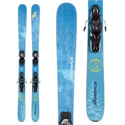 Nordica Santa Ana 88 Skis + Salomon Warden MNC 11 Demo Bindings - Women's  - Used