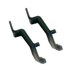 RUX Slatwall Hooks - Pair