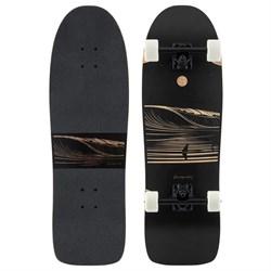 Landyachtz ATV-X Ditch Life Dark Wave Cruiser Skateboard Complete