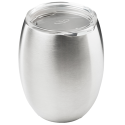 GSI Outdoors Glacier Stainless Double Wall Wine Glass